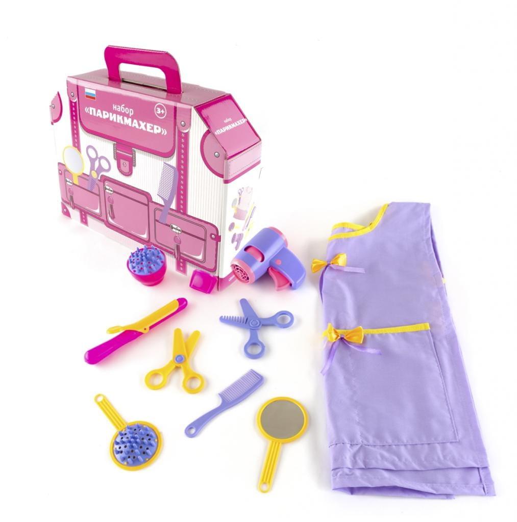 Игровой набор Пластмастер Парикмахер - Игровые наборы для девочек