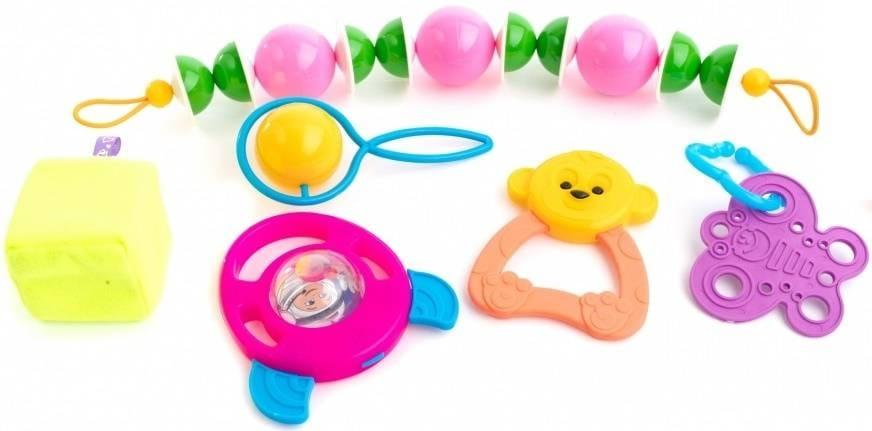 Набор Пластмастер Для самых маленьких - Развивающие центры и игрушки
