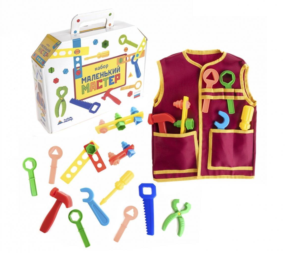 Игровой набор Пластмастер Маленький мастер