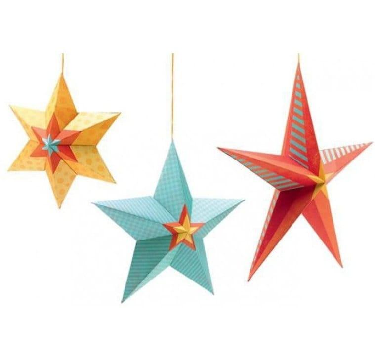 Набор для творчества DJECO Подвеска Ночные звезды
