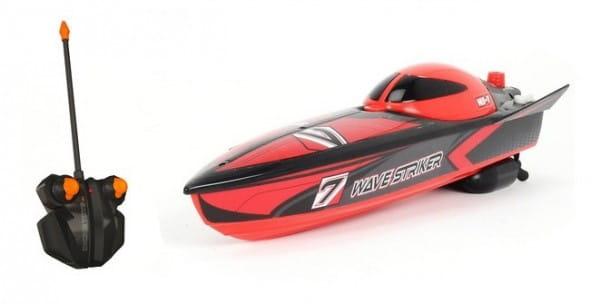 Купить Радиоупраляемая спортивная лодка Dickie 34 см в интернет магазине игрушек и детских товаров