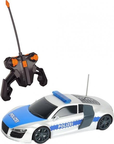 Радиоуправляемая машина DICKIE Полицейский патруль белый 28 см 1:16