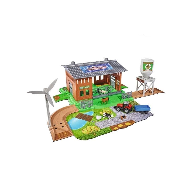 Игровой набор MAJORETTE Creatix Ферма - 7,5 см (1 трактор)