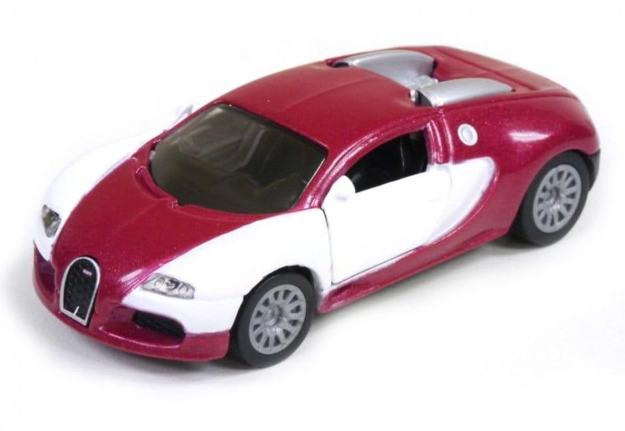 Машина Siku Bugatti EB 16.4 Veyron