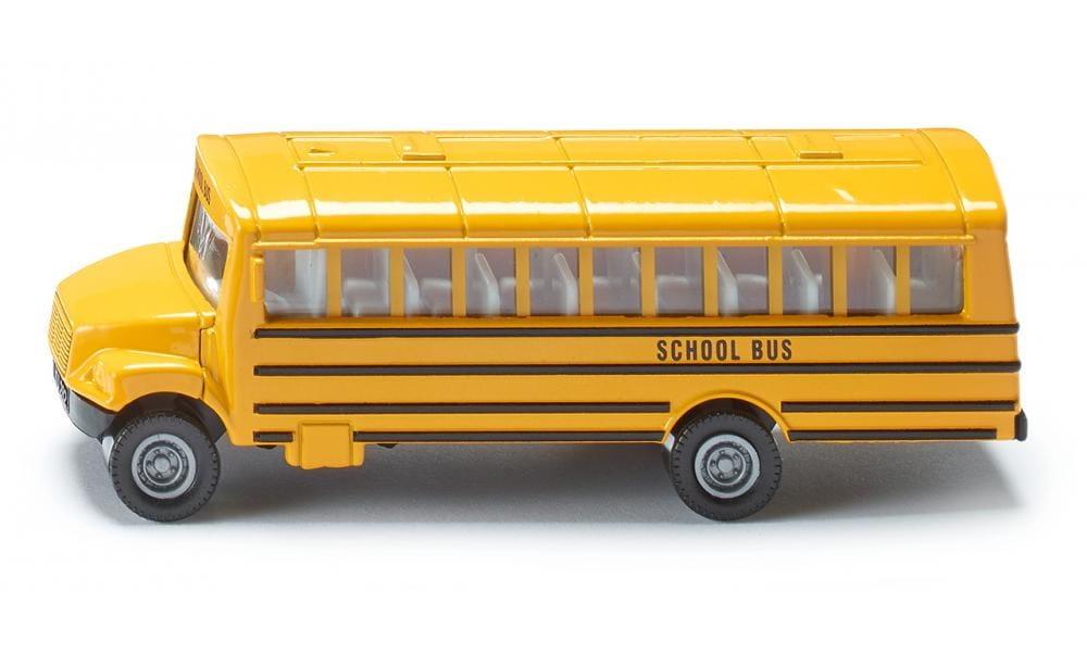 Школьный автобус Siku 2