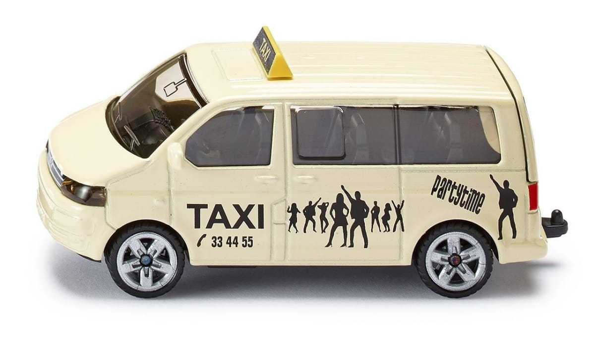 Машина Siku Такси - микроавтобус