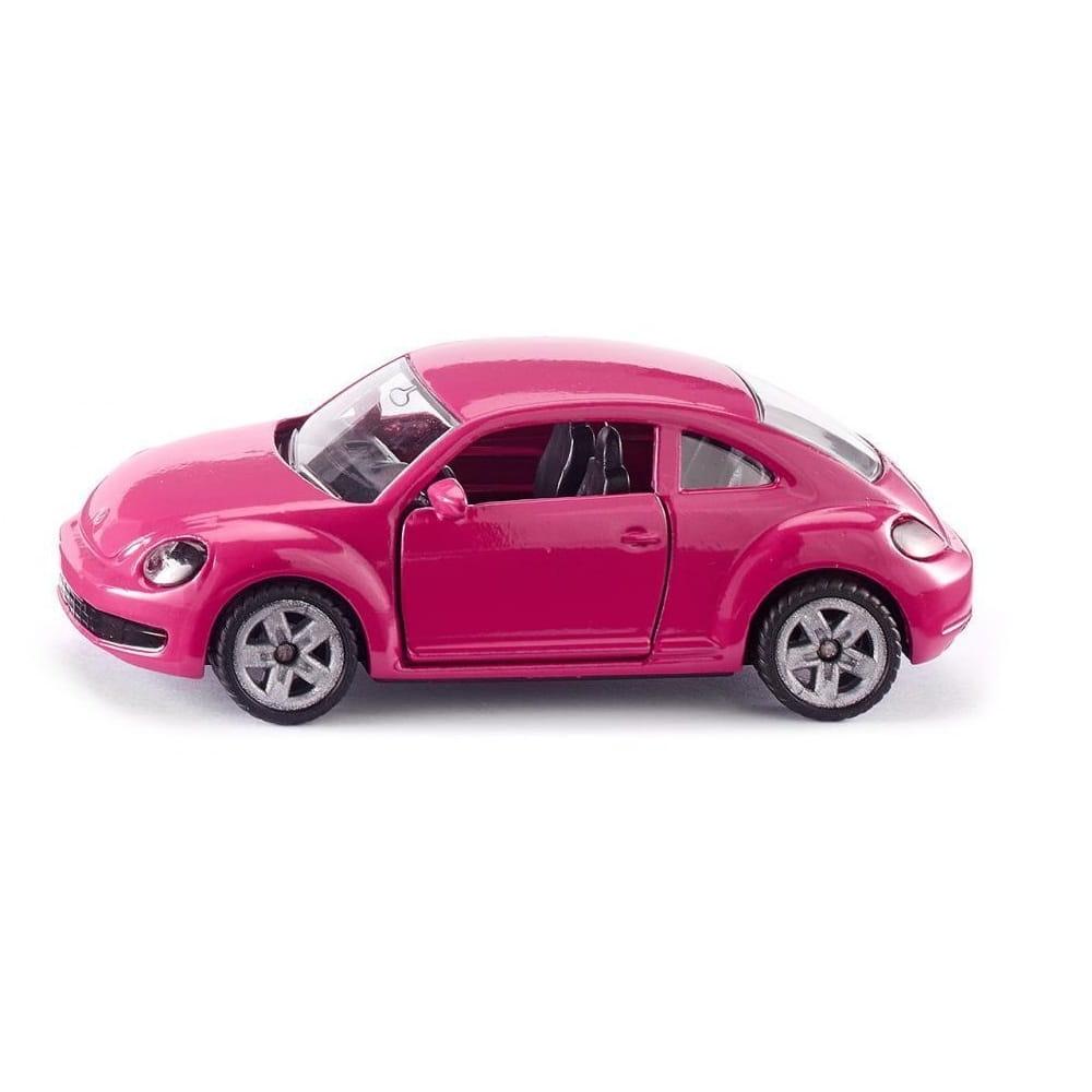 Машина Siku Volkswagen Жук - розовая