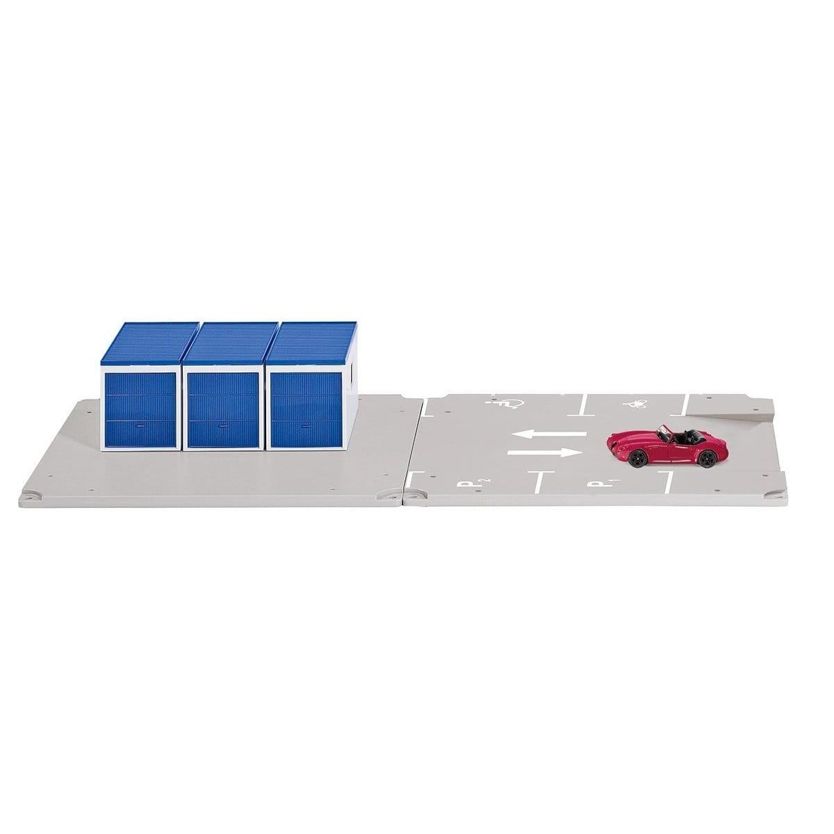 Игровой набор SIKU Гараж и стоянка для автомобиля