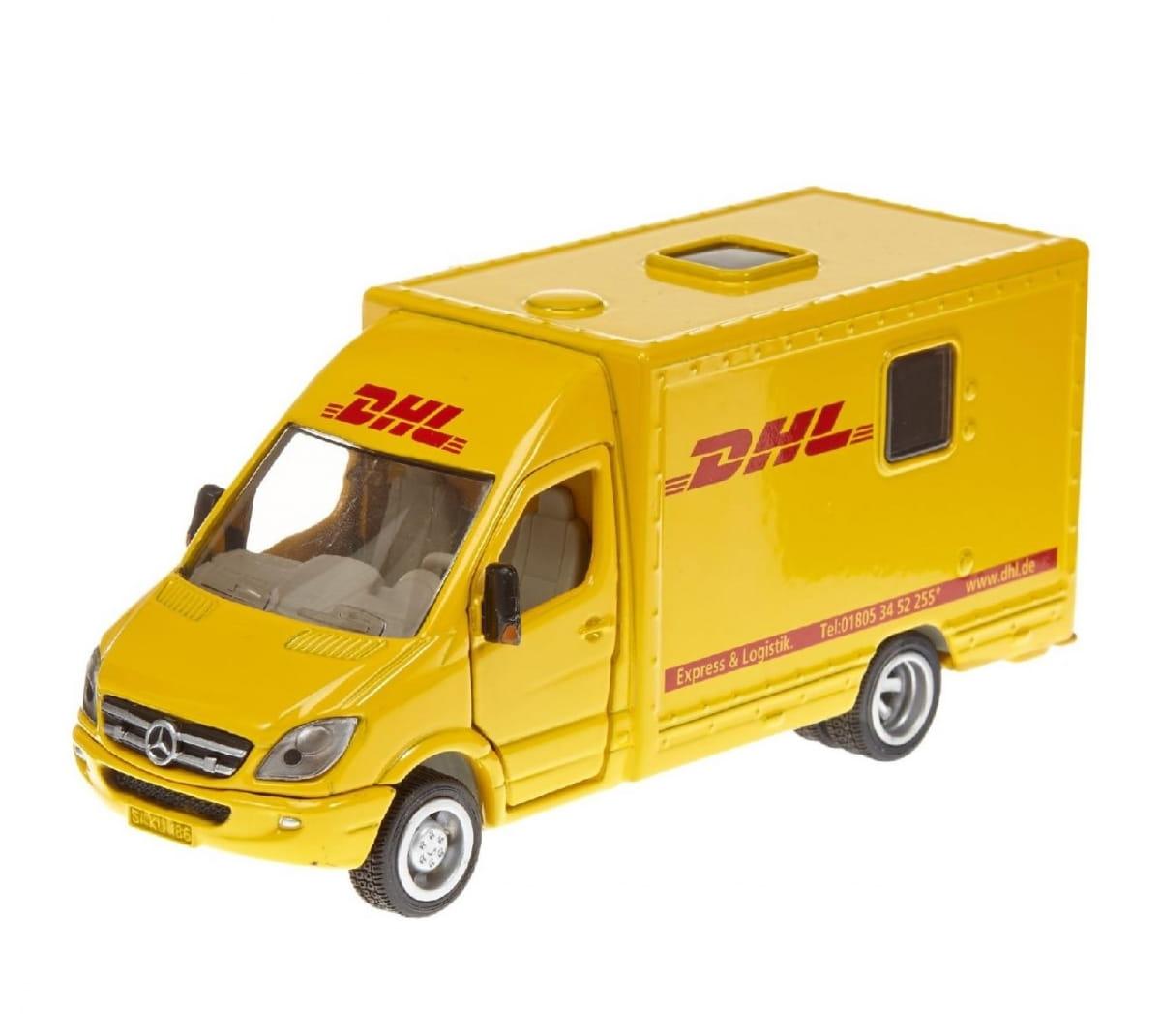 Почтовая машина SIKU DHL