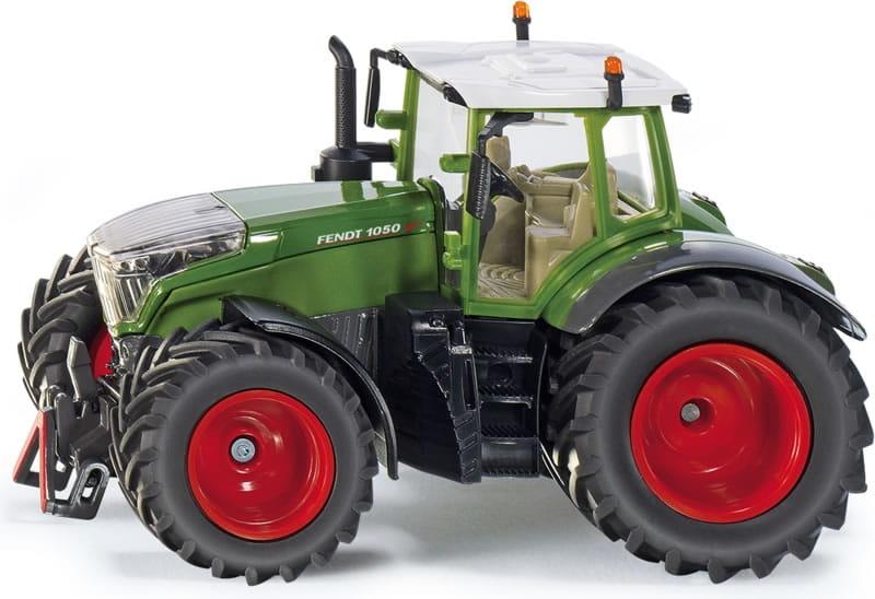 Трактор SIKU сельскохозяйственный 1:32 - Спецтехника