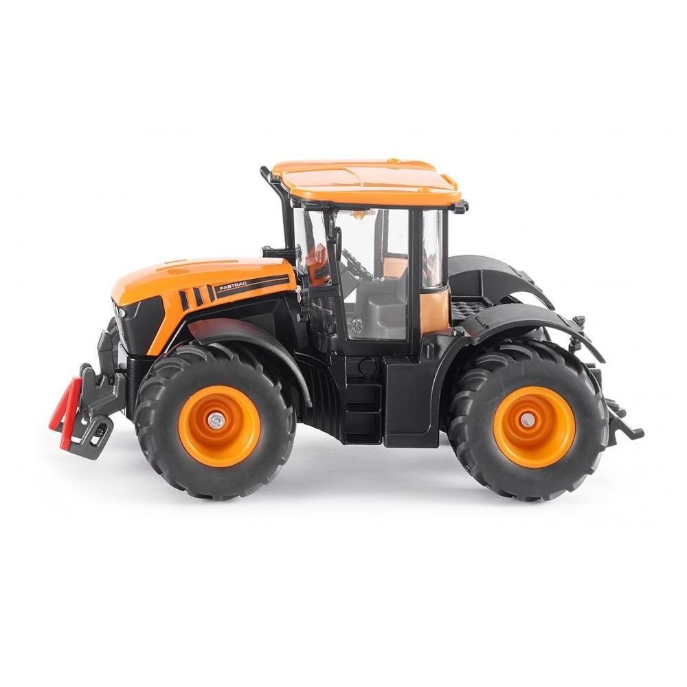 Трактор SIKU JCB Fastrack 4000 - Спецтехника