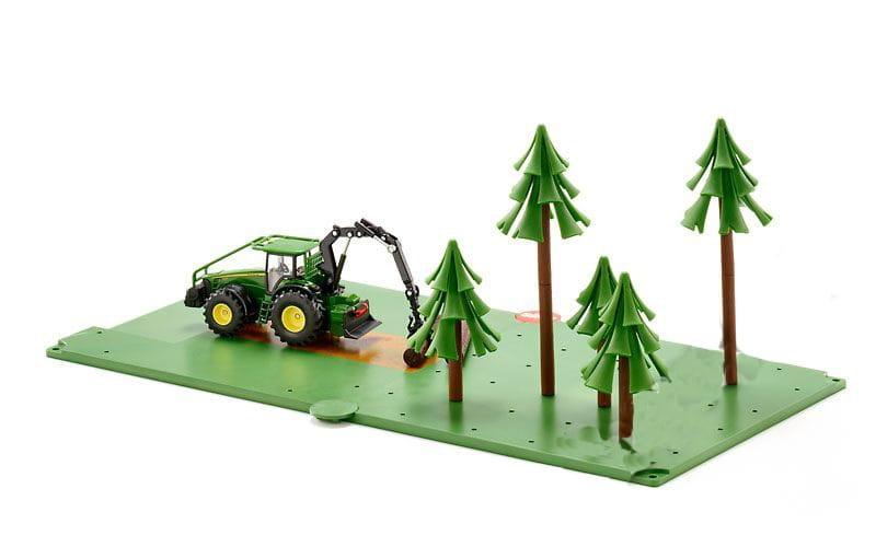 Набор для лесного хозяйства SIKU - Спецтехника