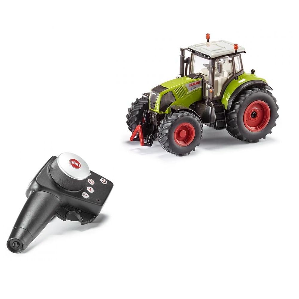 Трактор радиоуправляемый SIKU Claas Axion 850 - Радиоуправляемые игрушки