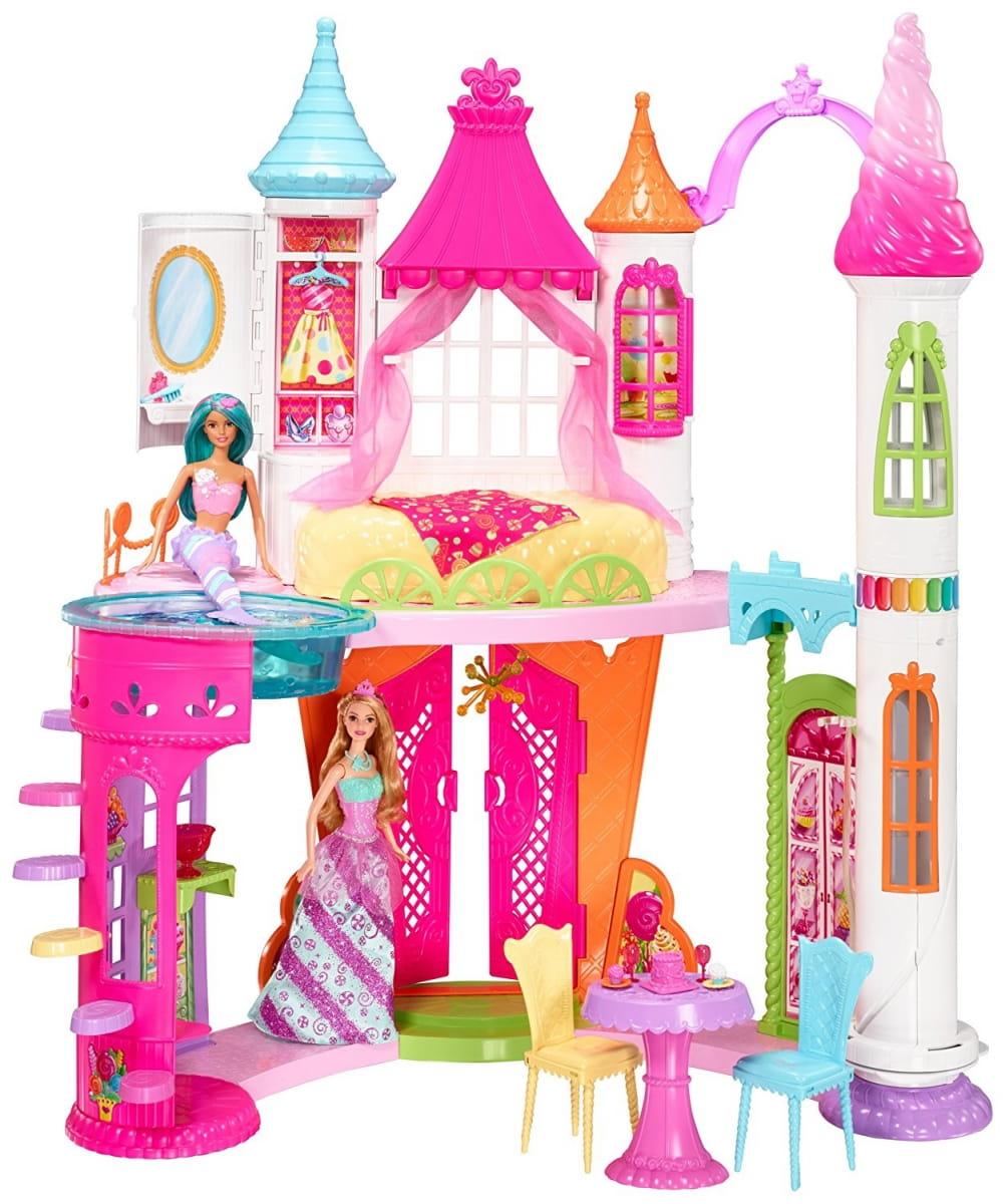 Игровой набор BARBIE Конфетный дворец (Mattel)