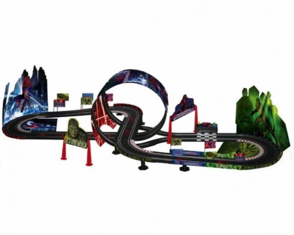 Купить Электрический трек Dickie Спайдер-мэн Spider-man в интернет магазине игрушек и детских товаров