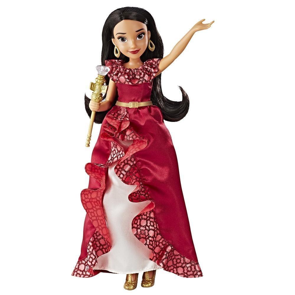 Игровой набор Disney Princess Елена - принцесса Авалора с волшебным скипетром (HASBRO)