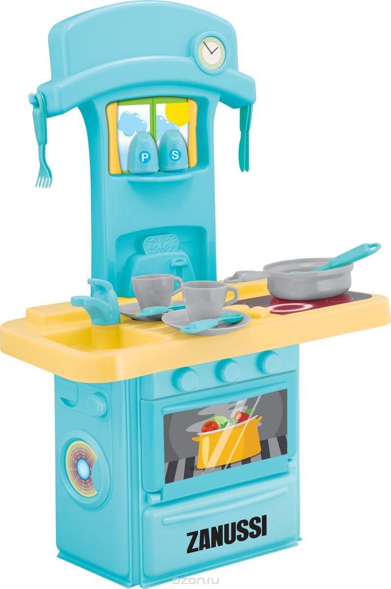 Электронная мини кухня Zanussi (HTI) - Детские кухни