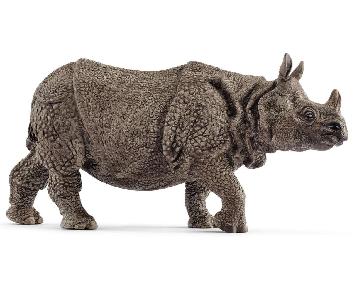 Фигурка SCHLEICH Индийский носорог - Фигурки животных