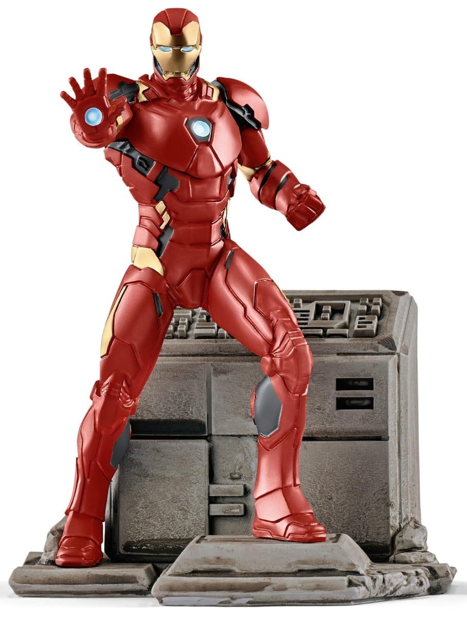 Фигурка SCHLEICH Marvel Марвел Железный человек - Супергерои Марвел