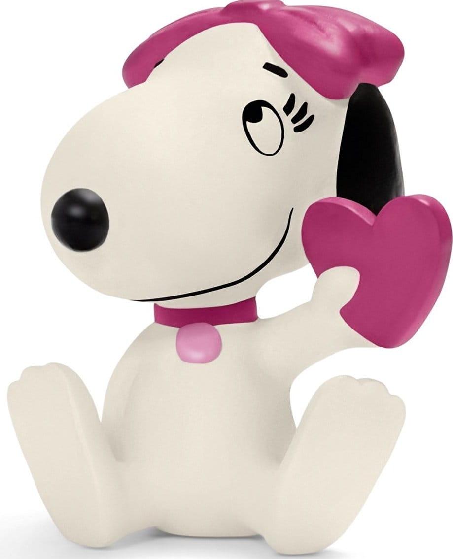 Фигурка SCHLEICH Peanuts Пинатсы Бэль с сердцем