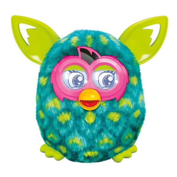 Купить Интерактивная игрушка Furby Boom Ферби Бум Павлин (Hasbro) в интернет магазине игрушек и детских товаров