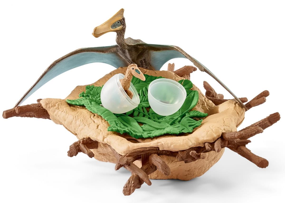 Набор SCHLEICH Гнездо динозавра - Фигурки животных