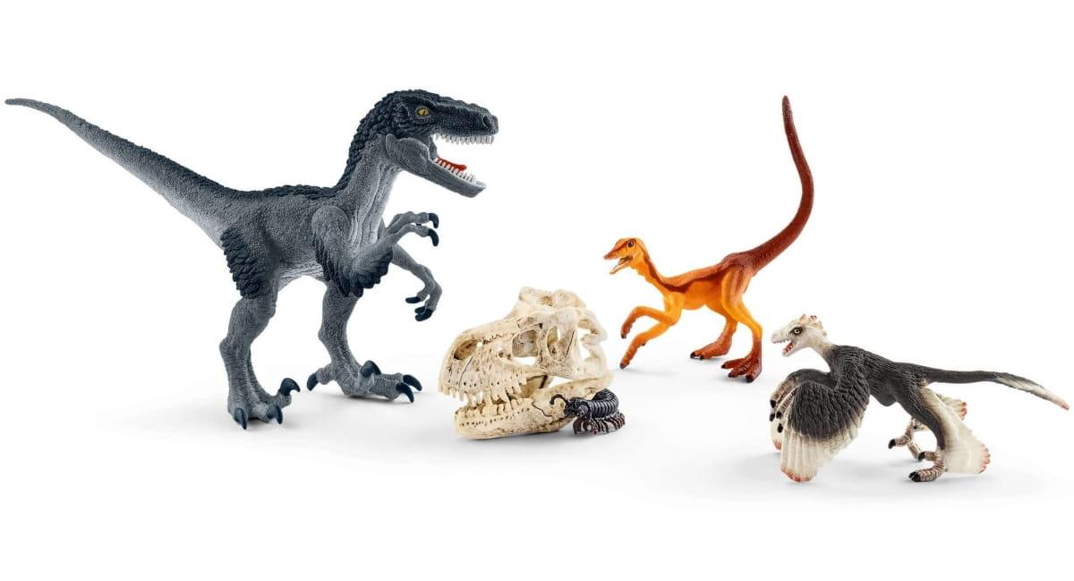 Набор SCHLEICH Хищники-динозавры на охоте - Фигурки животных