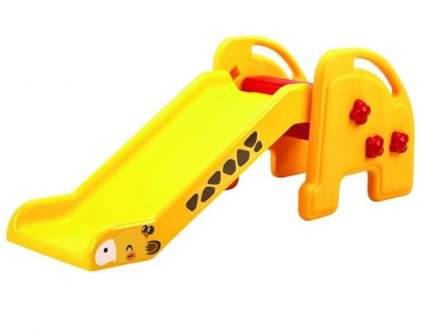 Купить Горка Edu-Play Жирафчик в интернет магазине игрушек и детских товаров