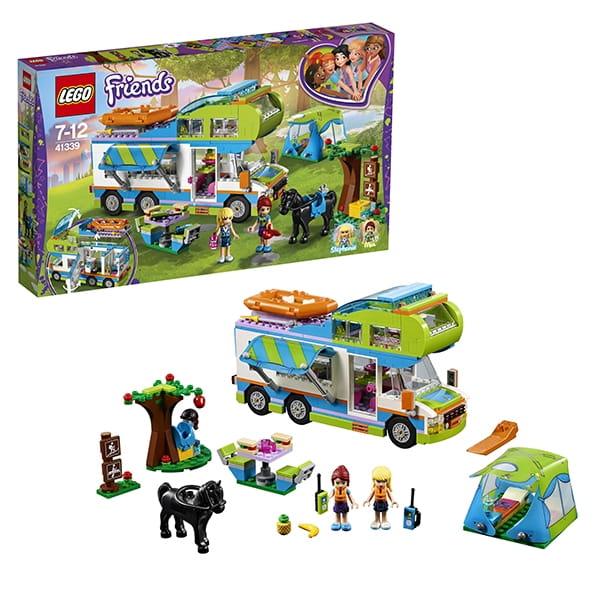 Конструктор LEGO Friends Лего Подружки Дом на колесах