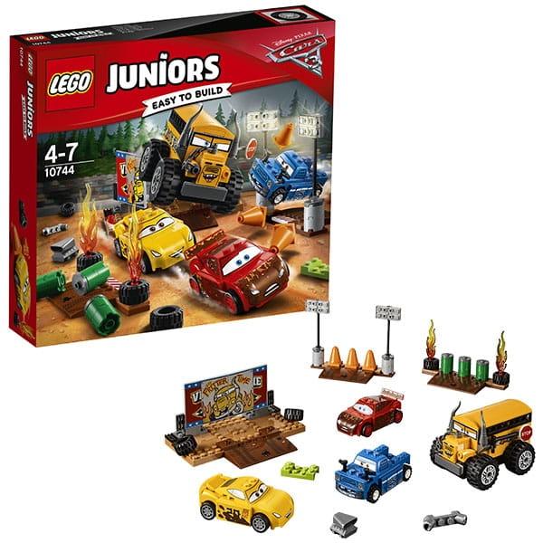 Конструктор Lego JUNIORS Лего Джуниорс Сумасшедшая восьмерка