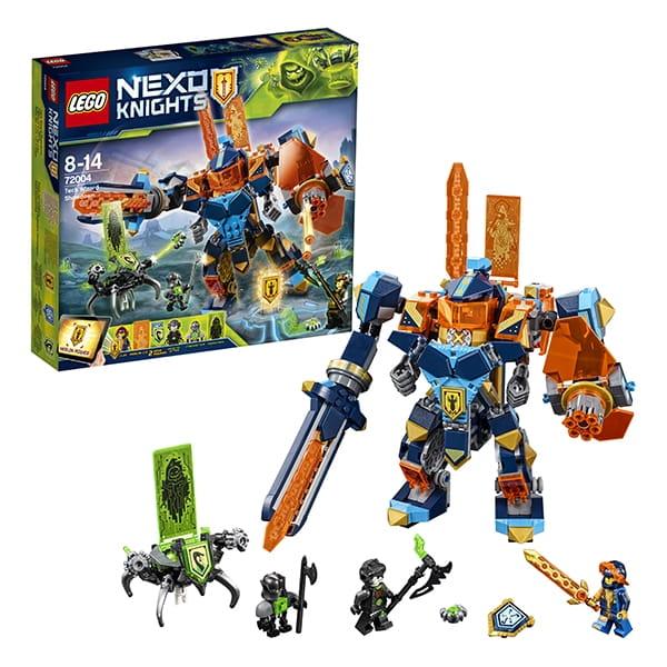 Конструктор LEGO Nexo Knights Лего Нексо Решающая битва роботов