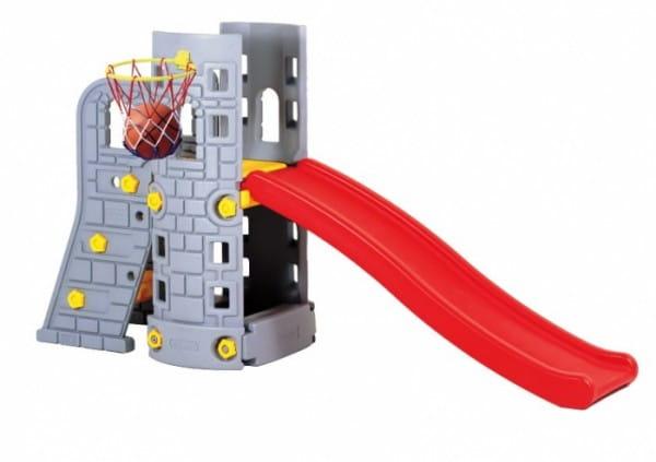 Купить Горка Edu-Play Башня большая в интернет магазине игрушек и детских товаров