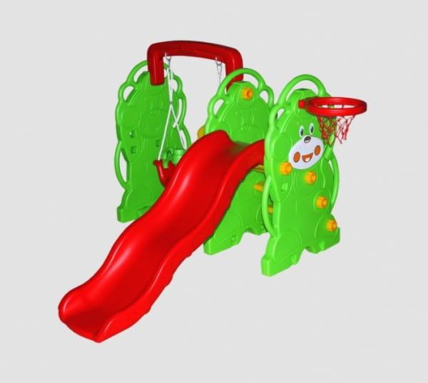 Купить Игровой центр Edu-Play Мишка в интернет магазине игрушек и детских товаров