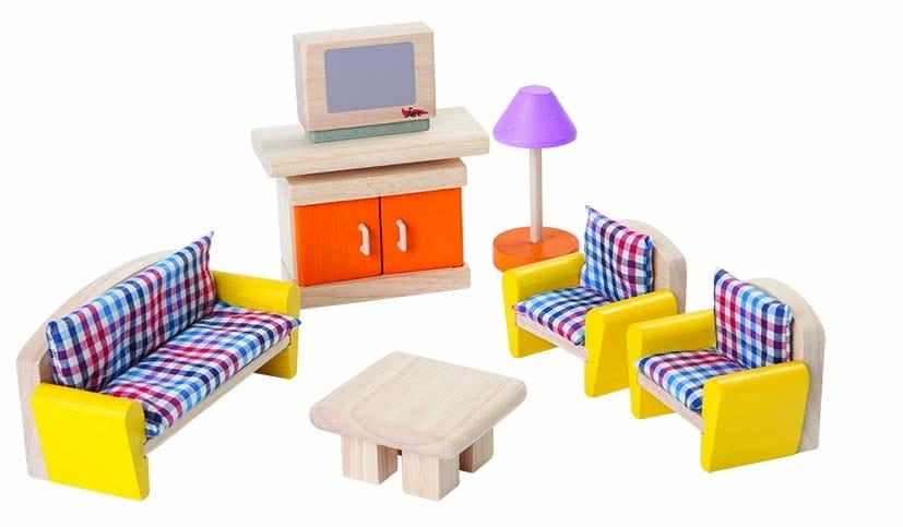 Набор мебели PLAN TOYS Гостиная