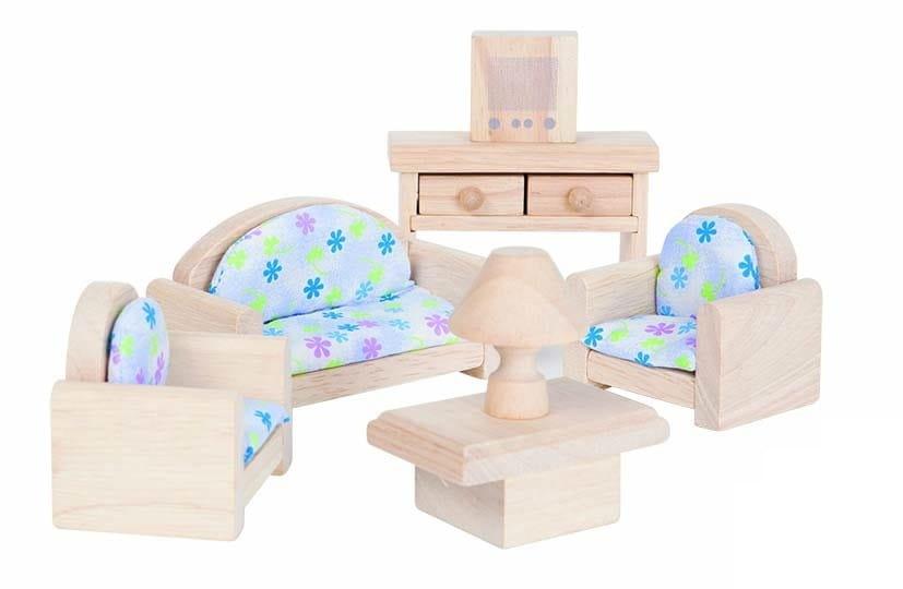Набор мебели PLAN TOYS Классик - Гостиная