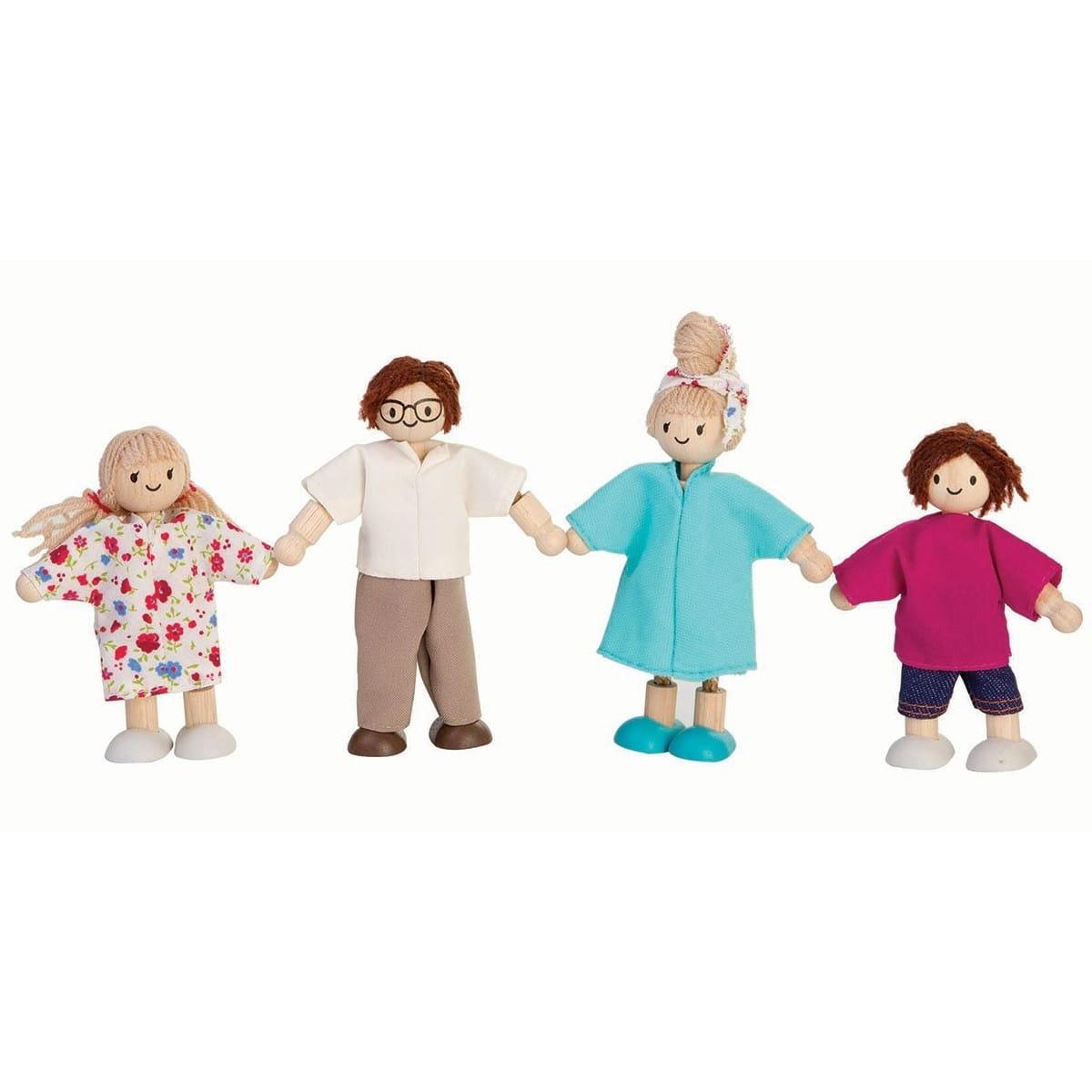 Набор кукол PLAN TOYS Семья
