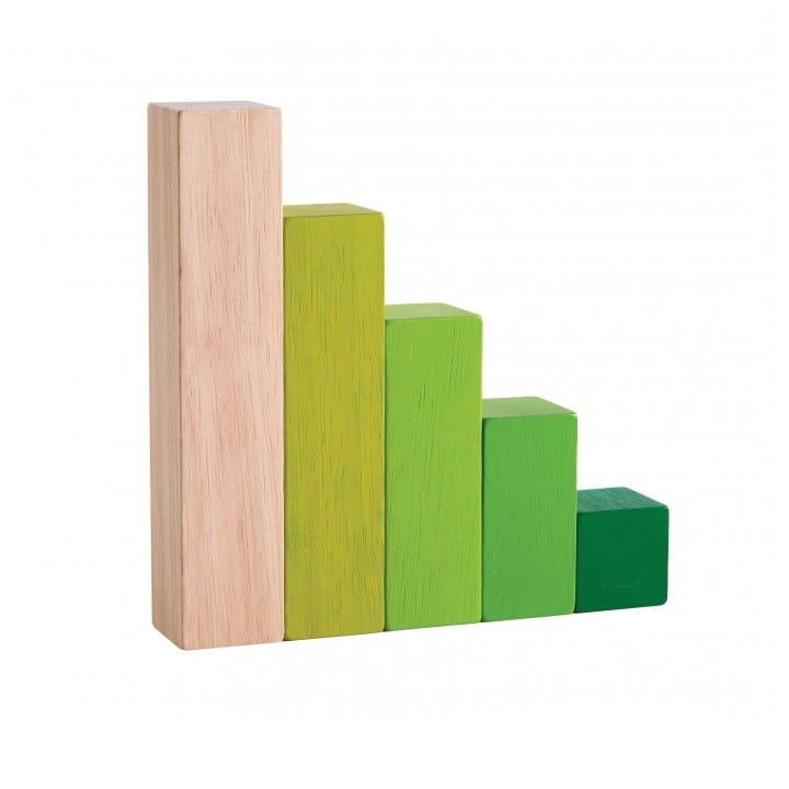 Обучающий набор PLAN TOYS Блоки - Классификация