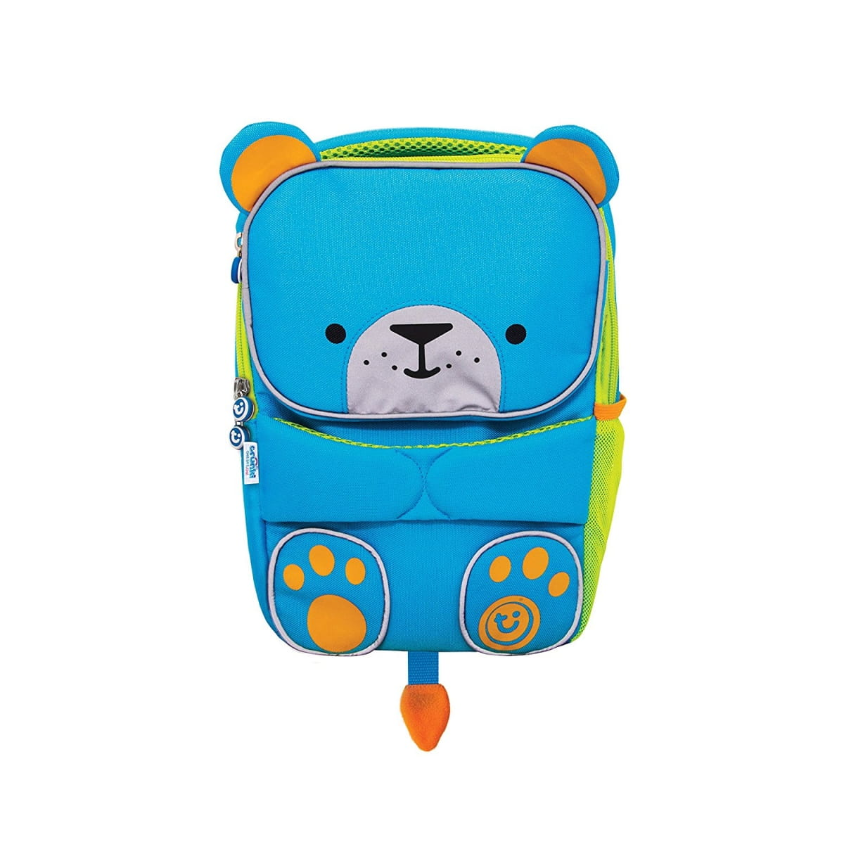 Рюкзак TRUNKI Toddlepak Берт - голубой