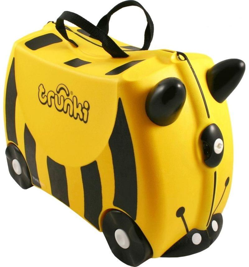 Детский чемоданчик TRUNKI Пчела