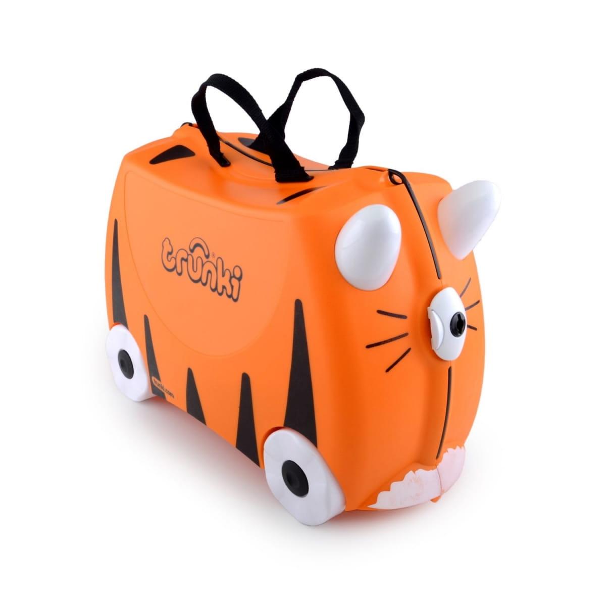 Детский чемоданчик TRUNKI Тигр