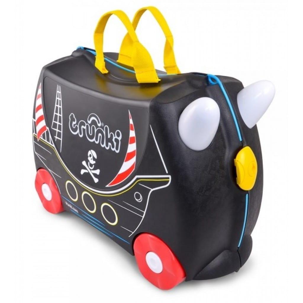 Детский чемоданчик TRUNKI Педро Пират