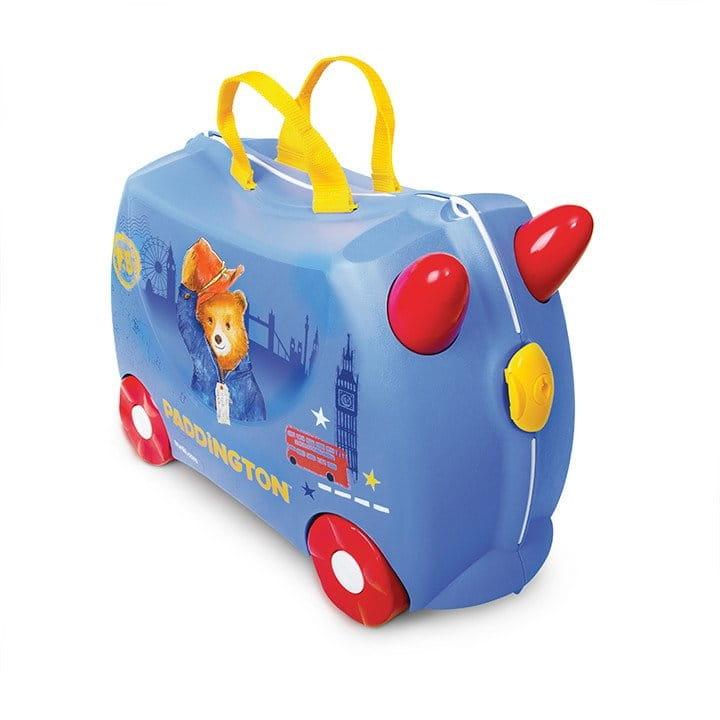 Детский чемоданчик TRUNKI Медвежонок Паддингтон