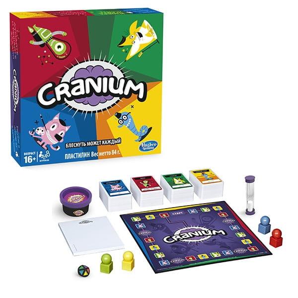 Настольная игра HASBRO Краниум