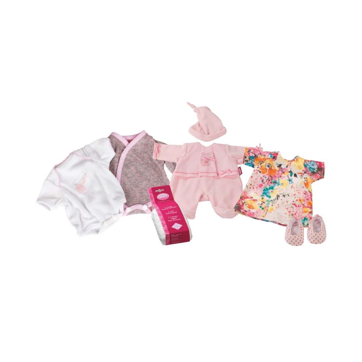 Набор повседневной одежды GOTZ - 12 предметов (42-46 см)