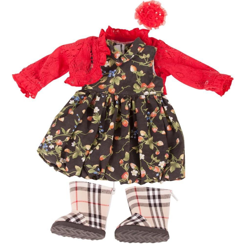 Набор одежды для кукол GOTZ Барберри - 5 предметов (45-50 см)