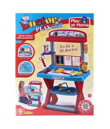 Купить Игровой набор Edu-Play Доктор в интернет магазине игрушек и детских товаров
