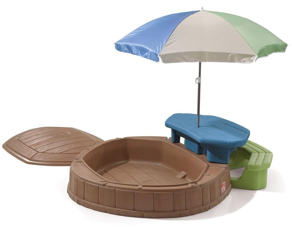 Песочница со столиком STEP2 - Песочницы
