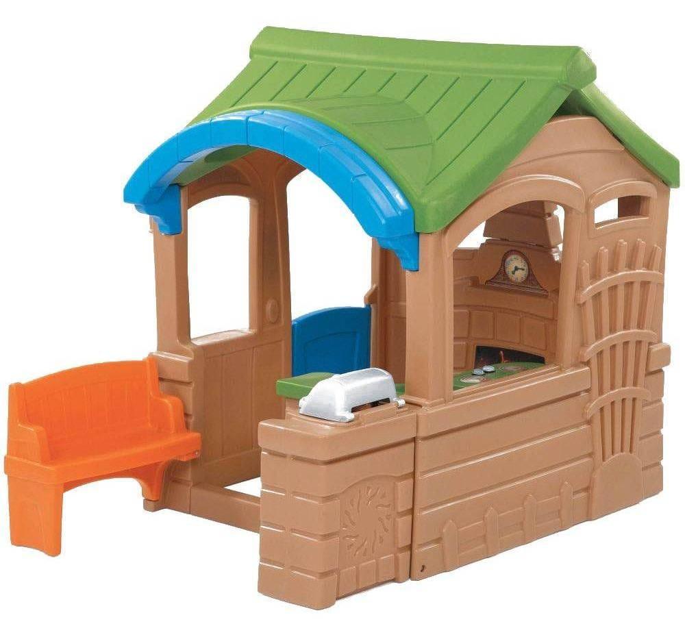 Игровой домик STEP2 Домик с грилем