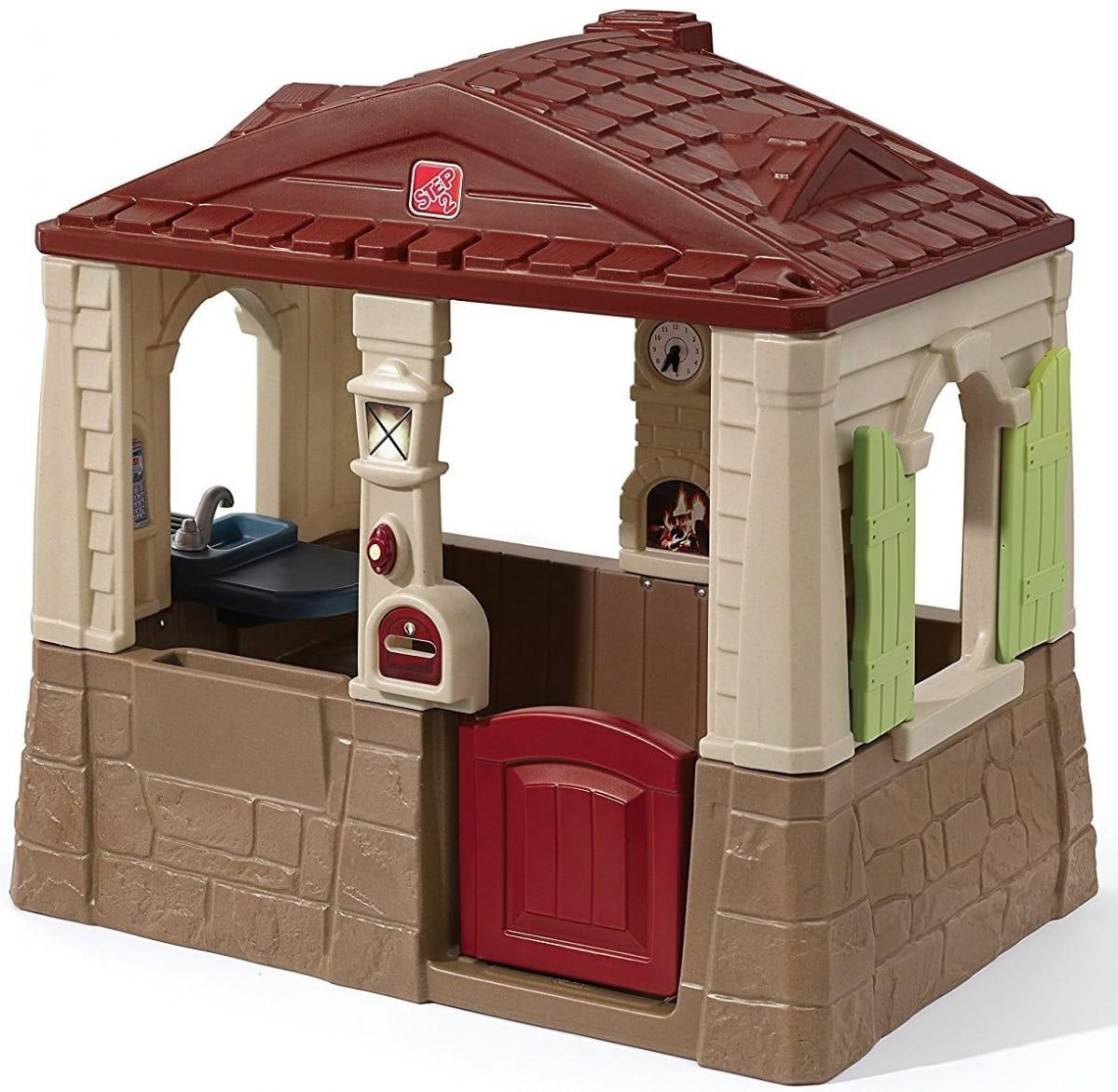 Игровой домик STEP2 Уютный коттедж 2