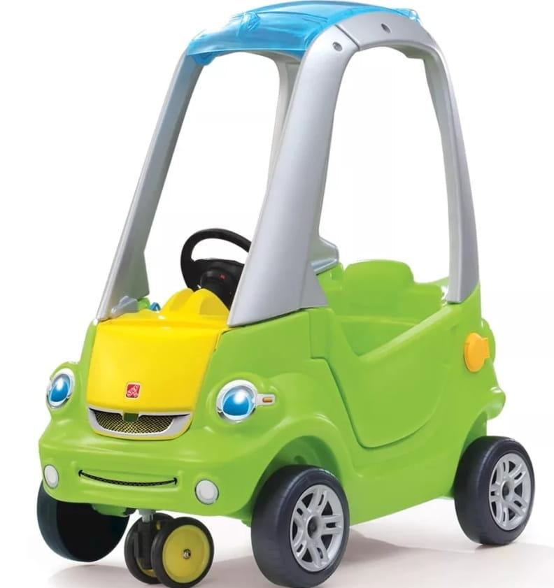 Машинка STEP2 Легкий поворот  зеленая - Каталки и ходунки